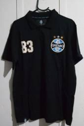 Camisa/camiseta Polo Grêmio 1983 tamanho G em perfeito estado