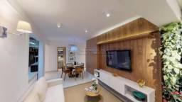 Apartamento à venda com 3 dormitórios em Setor bueno, Goiânia cod:60AP0760