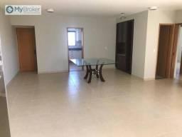 Apartamento com 3 dormitórios à venda, 130 m² por R$ 550.000,00 - Jardim Goiás - Goiânia/G