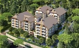 Apartamento com 3 dormitórios com 89 m² em Campos do Jordão/SP