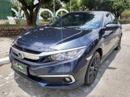 Honda civic 2020 2.0 16v flexone exl 4p cvt