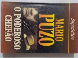 Título do anúncio: O Poderoso Chefão - Mario Puzo (usado)
