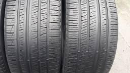 02 pneus 285/40/22 marca Pirelli Scorpion Verde