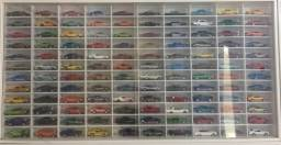 Lote com 880 Hot Wheels - Só Modelos Antigos E Muscle Cars