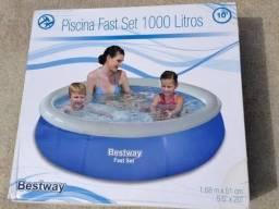 Piscina 1000 litros