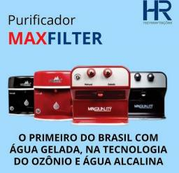 Título do anúncio: Purificador Tecnologia De Ozônio  Água Alcalina
