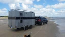 Reboque trailer camping