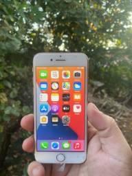 iPhone 8 Rose 64g impecável zerado e única dona!!!