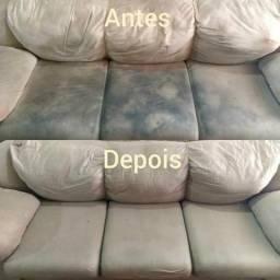 Quando foi a ultima vez que você higienizou o seu sofá?