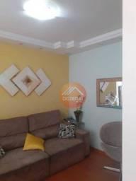 Apartamento com 2 dormitórios à venda, 48 m² por R$ 240.000 - Paquetá - Belo Horizonte/MG