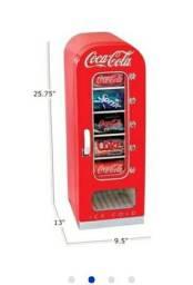 Vendo Mini geladeira coca cola vintage