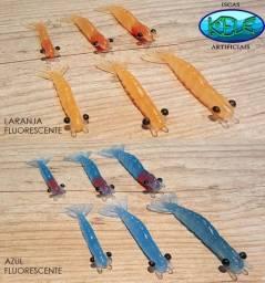 ES04. Pesca Artificial - SOFT camarao