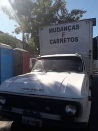 Vende se C14 camionete baú  relíquia 72 lida