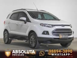 Ford EcoSport SE 1.6 16V Flex 5p Mec. 2017 *Ótimo Custo Benefício* Aceito Troca*