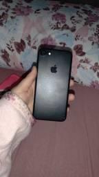 iPhone 7 preto fosco