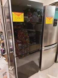 Refrigerador Panasonic Inverse  Glass Frost Free 425 litros, 220volts