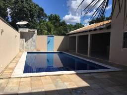 Título do anúncio: Sobrado para venda com 425 m², 4 suítes e piscina privativa no Condomínio Flores do Cerrad