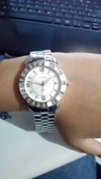 Relógio Technos prata