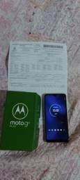 Moto g8 play novo completo