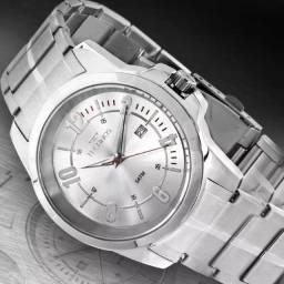 Promoção Relógio Technos Racer Masculino 2115mmw/1k completo