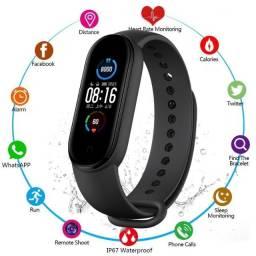 Smartwatch / Smartband Relogio Bluetooth Ip67 Fitness