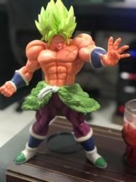Action figure Broly - Boneco Dragon Ball Z