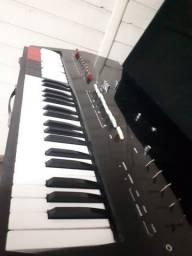 Teclado saema órgão s170