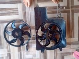 2 elétrico ventilador do gol g4  pó 300 reais