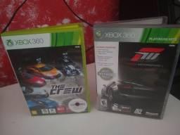 Jogos de corrida Xbox 360 - aceito cartão