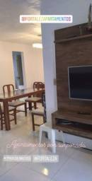 Título do anúncio: Apartamentos por temporada, Feirinha da Beira Mar á 50 metros
