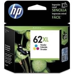 Título do anúncio: Cartucho HP 62 XL Colorido,Tricolor