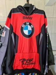 Blusa Moletom BMW Vermelha