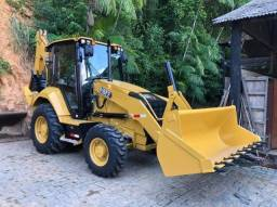 Retroescavadeira Caterpillar R$ 200.000