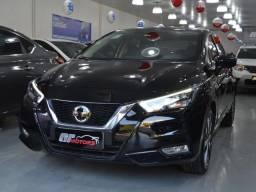 Nissan VERSA Exclusive 1.6 16V Flex Aut.