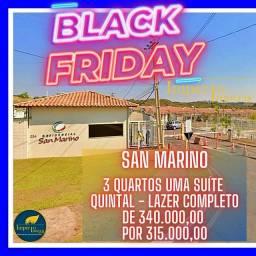 Título do anúncio: San Marino 3 quartos