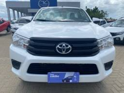 Hilux cabine simples 4x4 2018