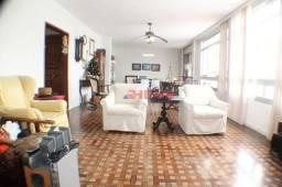Título do anúncio: Apartamento residencial à venda, Boqueirão, Santos.