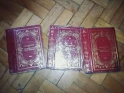 coleçao de livros