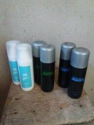 Kit c/10 unidades Desodorante Spray
