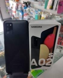 Promoção Samsung A02S - COMPROU GANHOU PELÍCULA 3D + CASE