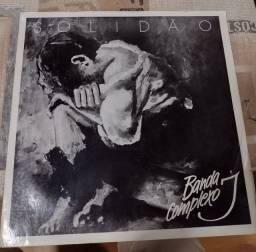 LP Banda Complexo com encarte 1986