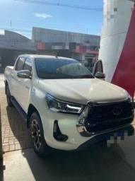Toyota Hilux SRX ano 2021 Zero km 2.8 diesel