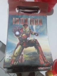 Vendo lembrancinha Homem de ferro