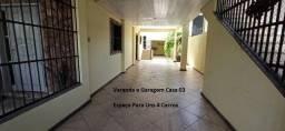 3 Casas Ótimo Padrão em Novo México Vila Velha/ES