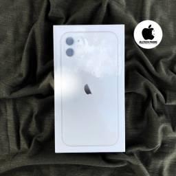 iPhone 11 64g branco  Lacrado !