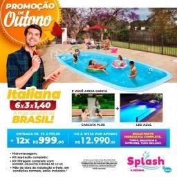 Promoção Splash Teresina