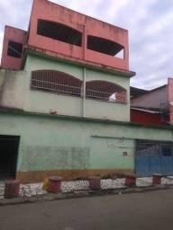 Vendo 2 casas, Lote 360 metros,4 qts,2 banheiros, garagem, bairro Santa Rita,rua da feira.