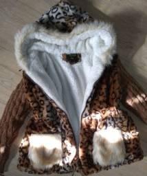 Vendo casaco infantil menina
