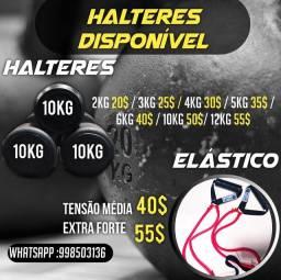 Halteres / elasticos
