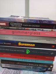 Qualquer livro - 10 reais